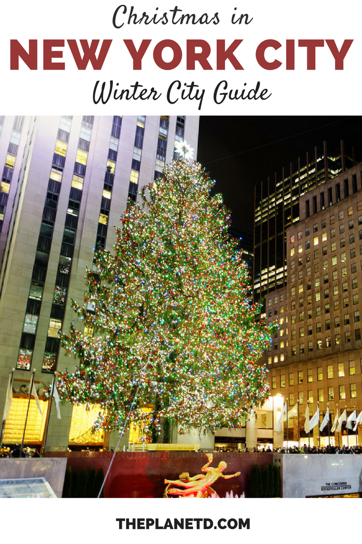 Things To Do On Christmas Day In Nyc 2020 Christmas in New York 2020   14 Best Things to do in NYC for the