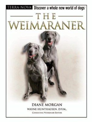 The Weimaraner 9780793836789 By Diane Morgan Hardcover Brand New
