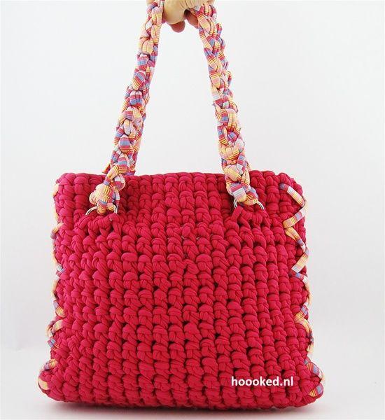 Freie Muster Zpagetti bag Veneto | Hoooked | Сумки | Pinterest ...