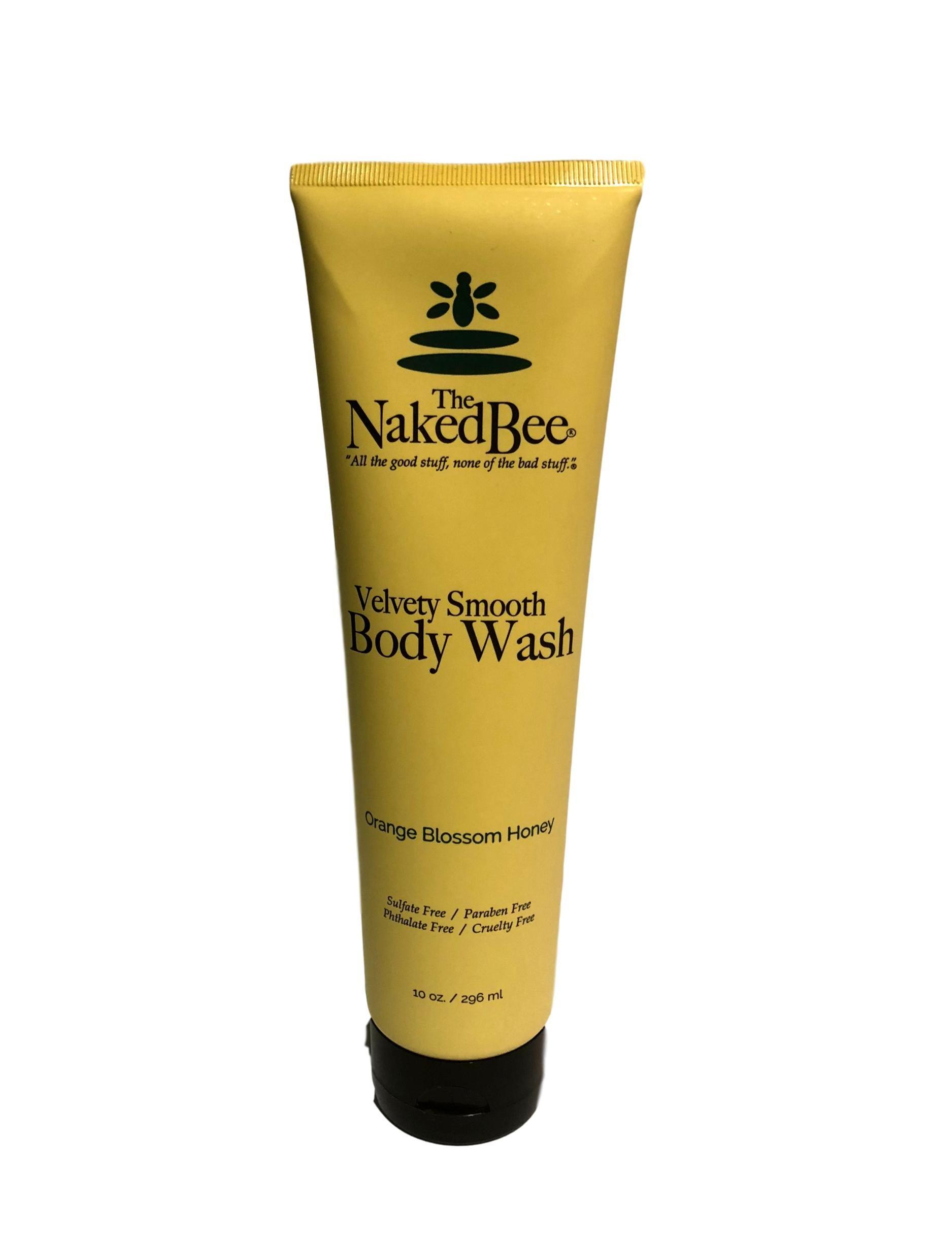 Amazon.com: The Naked Bee - Orange Blossom Honey Body Wash