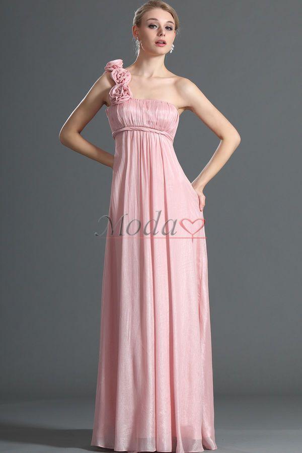Comprar vestidos de dama de honor en gasa de playa de falta de hasta ...