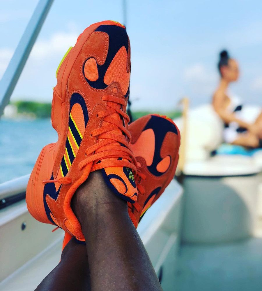 Avis] Comment acheter la Adidas Yung 1 Falcon Dorf 'Goku
