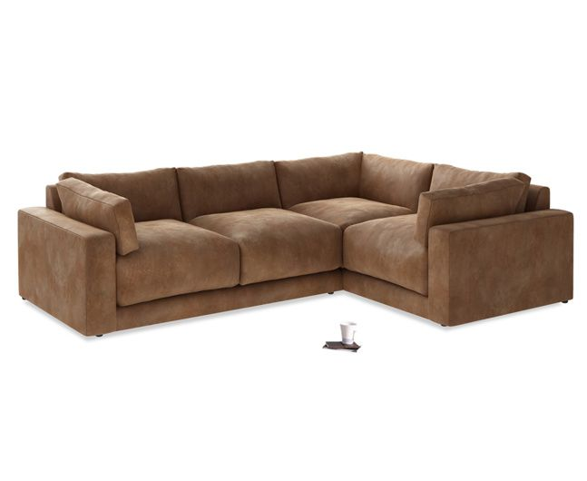 a080e7440350 Our Atticus corner sofa is a gorgeously comfy