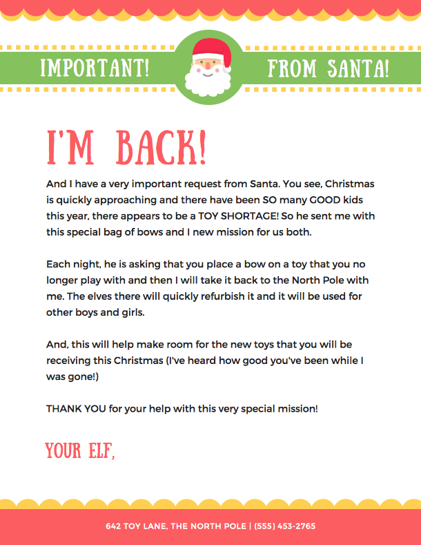 Wonderful Totally Free The COMPLETE INDEX of Elf on the Shelf FREE ARRIVAL LETTERS! Ideas Is life with your Elf on the Shelf getting a little stressful? Try out this new tradition! It is EA #Arrival #COMPLETE #Elf #Free #Ideas #INDEX #LETTERS #Shelf #Totally #Wonderful #elfontheshelfarrivalletter Wonderful Totally Free The COMPLETE INDEX of Elf on the Shelf FREE ARRIVAL LETTERS! Ideas Is life with your Elf on the Shelf getting a little stressful? Try out this new tradition! It is EA #Arriv
