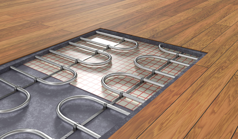 למה חימום תת רצפתי עדיף מיתר המחממים בשוק Floor Heating Systems Radiant Floor Heating Hydronic Radiant Floor Heating