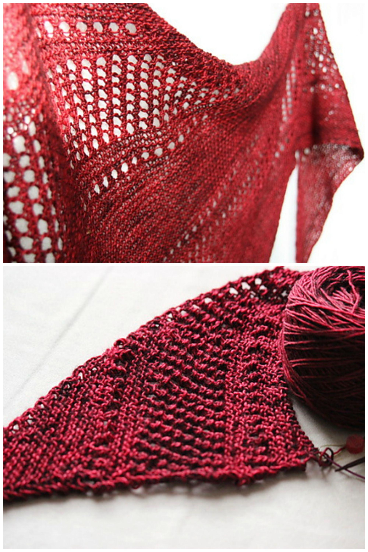 Ardent pattern by Janina Kallio | Knit patterns, Shawl and Ravelry