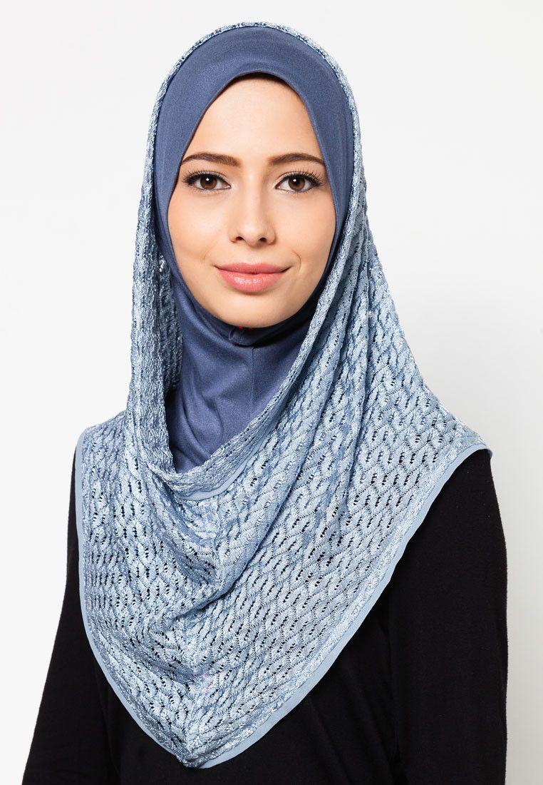 Buy Galeri Ariani Shieryn Siti Collection Set With Inner Shawl Online | ZALORA Malaysia