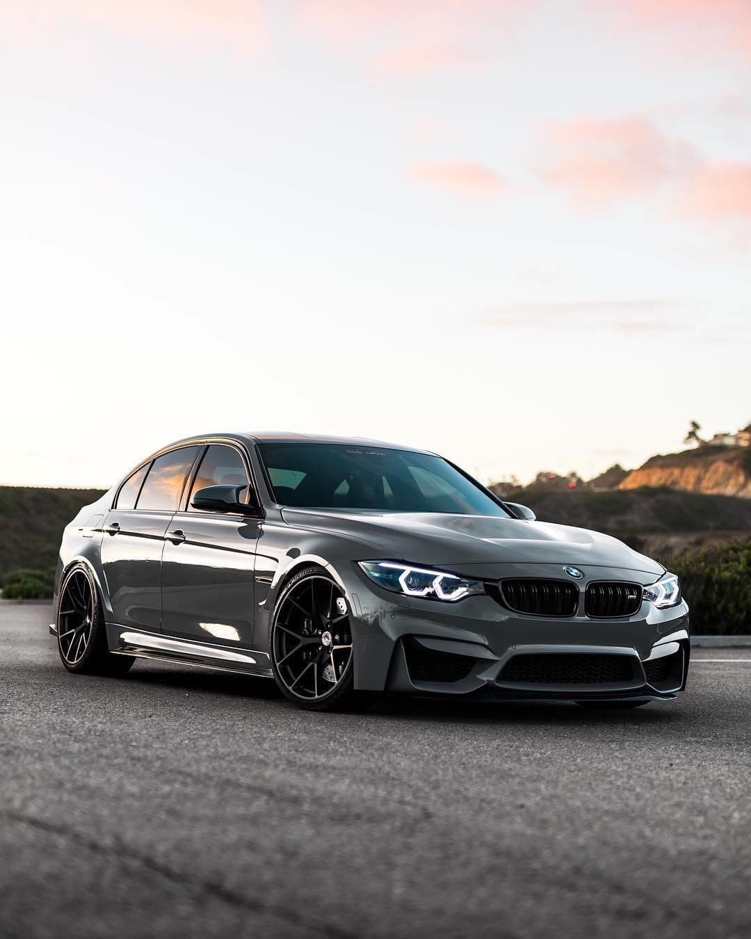Handsome Is An Understatement The Bmw M3 Sedan Bmwrepost