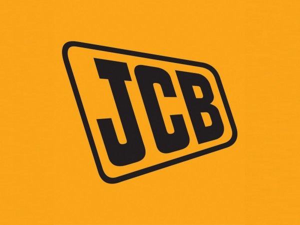 JCB Logo 1400x1050 Wallpaper, Backhoe,Logo, excavators, high