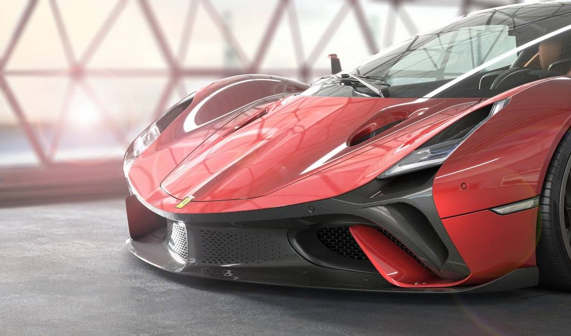 Ferrari Stallone Concept Supercar In 2020 With Images Super