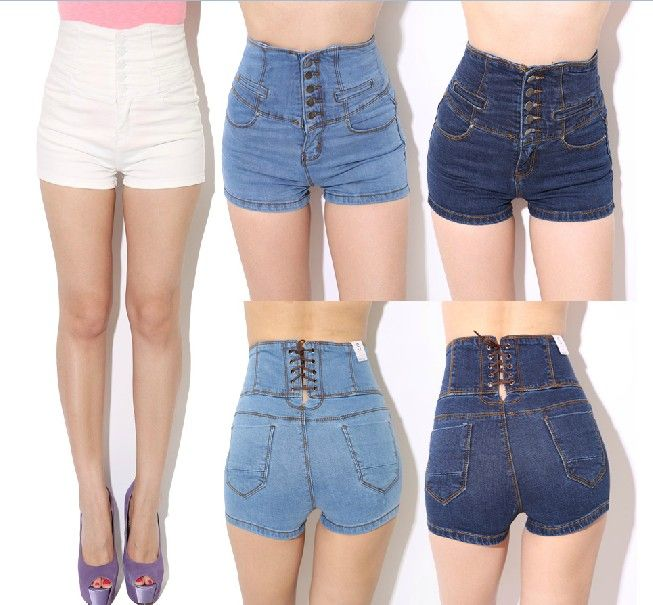 heetheadz.com vintage-high-waisted-denim-shorts-18 ...