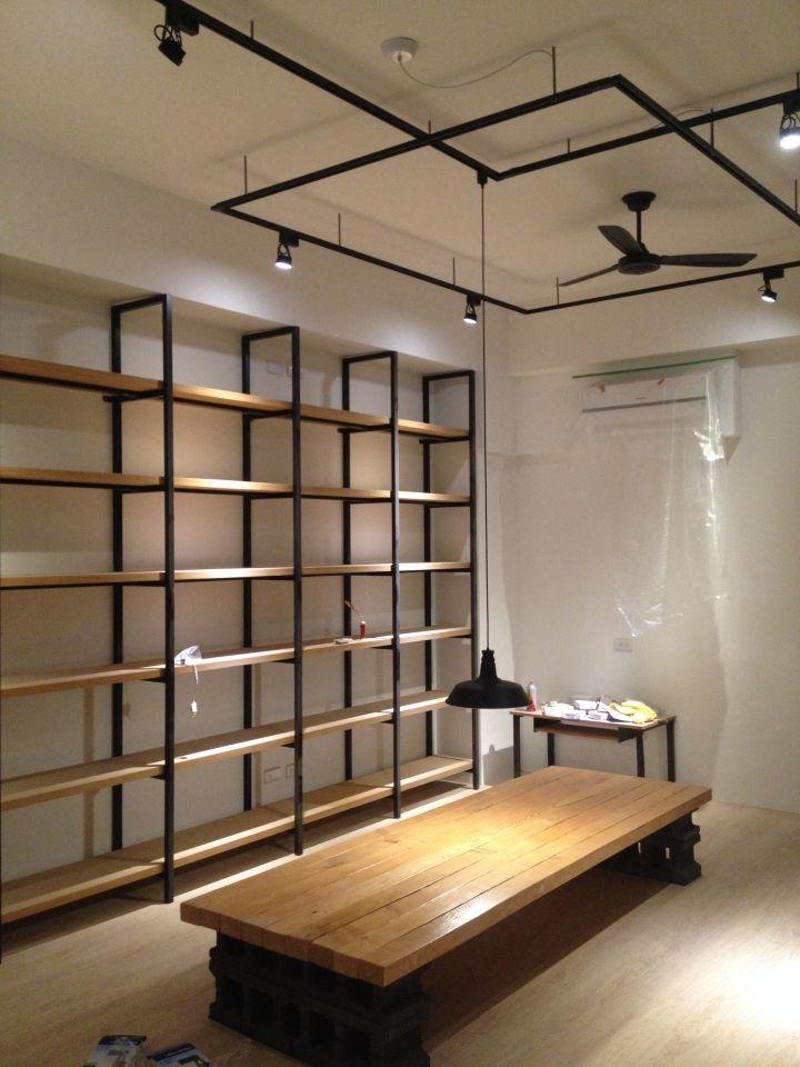 空間設計與裝潢 - 請問裝軌道燈需要另外做天花板嗎? - 居家討論區 - Mobile01   Living ...