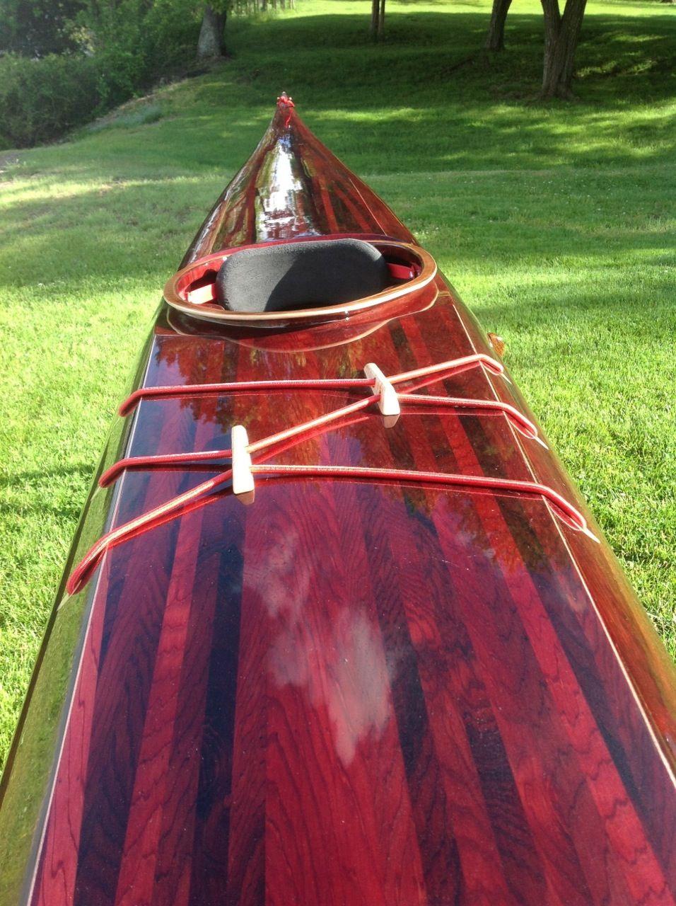 Best Wooden Kayak Wooden Boats Wooden Canoe Kayaking 640 x 480