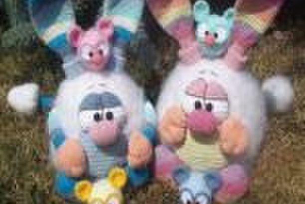 Conejo Amigurumi Patron Gratis : Patron gratis conejo amigurumi patrones amigurumis gratis