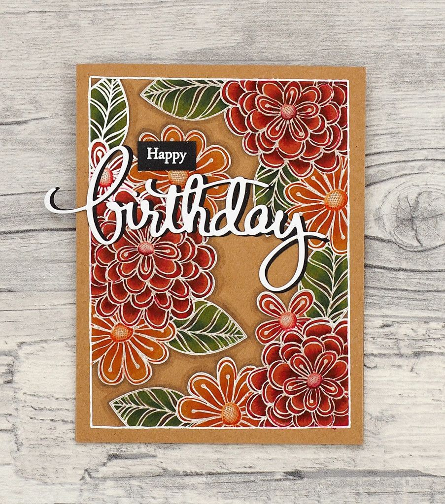Wieesmirgefaellt Happy Birthday Karten Cards Cas Ual Friday