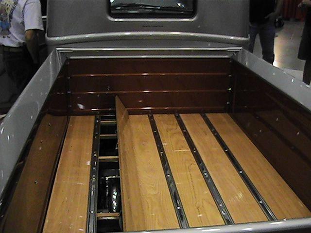 Bed Wood 10319 Ford F150 Lwb Flareside Vroom Vroom