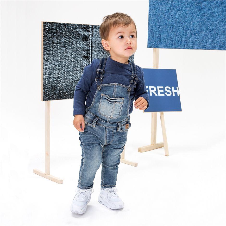 Johnson Jongens lo Jeans, Denim Medium Used