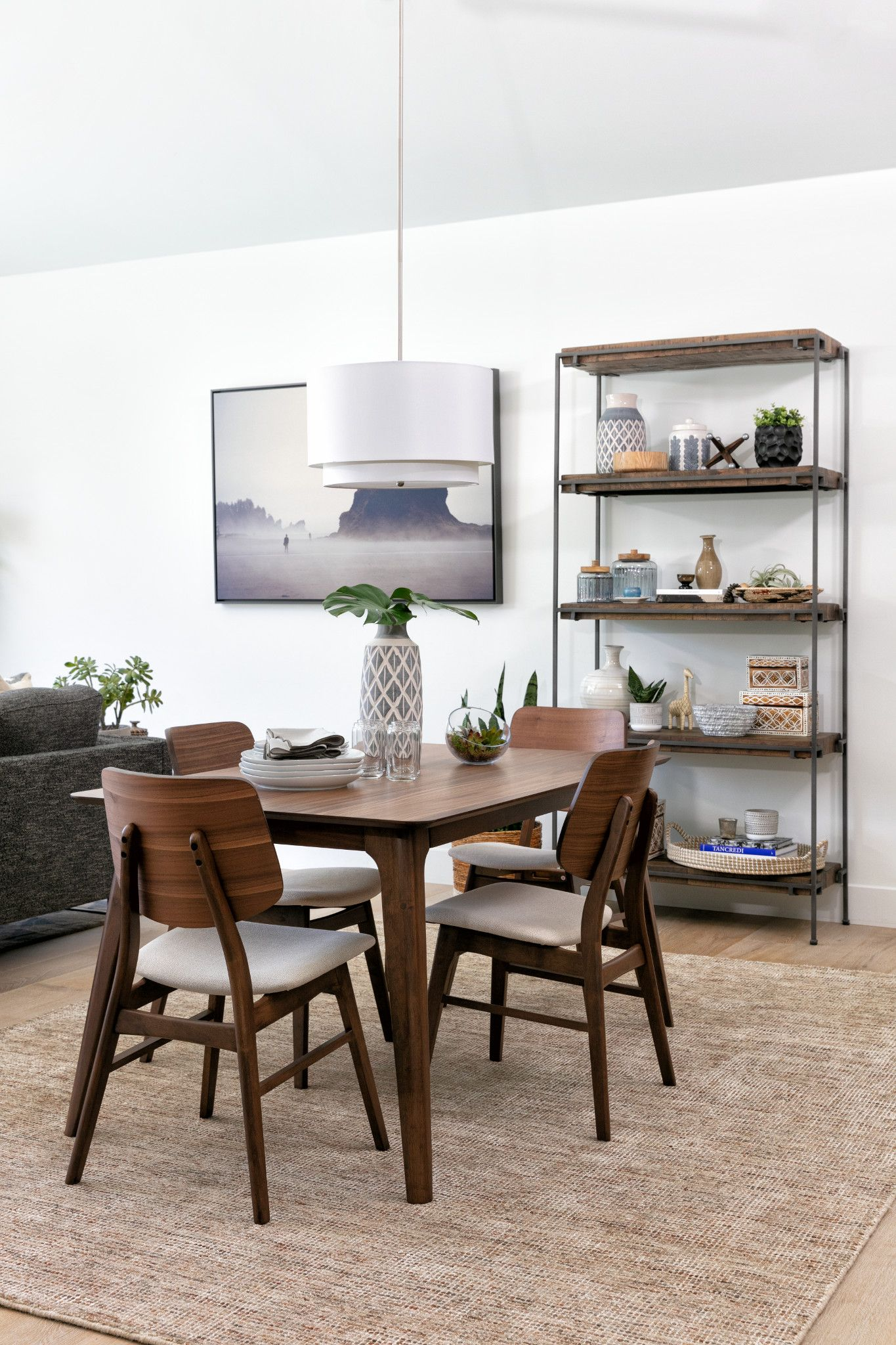 Carly 5 Piece Rectangle Dining Set | Small Space Living in ...