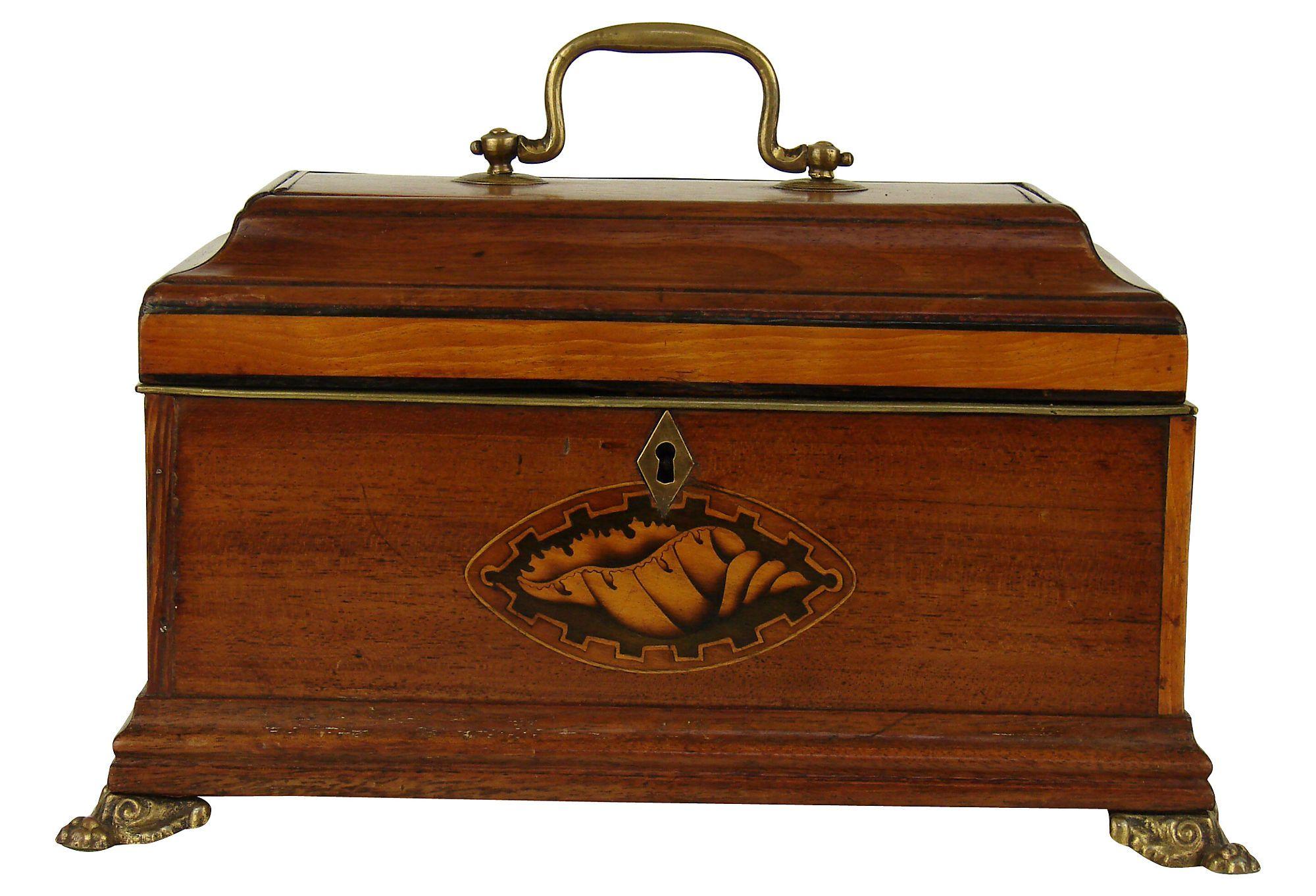 Mahogany Box | One Kings Lane