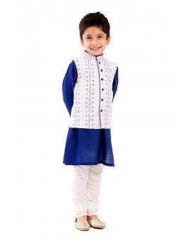 b99accecf79 Buy Designer Kurta Pajama Online. Shop Now.