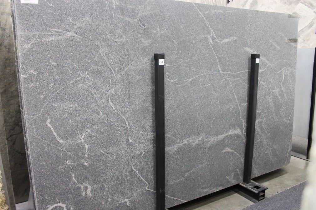 Silver Grey Honed Granite Grey Granite Countertops