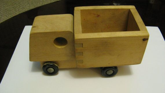 Creative Playthings Wooden Truck designed by par ExtraStuff68, $30.00