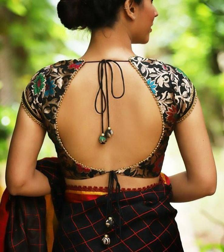 Party Wear Stylish Latest Blouse Designs 2019 New Trends Stylish Blouse Design Blouse Design Models Blouse Neck Designs