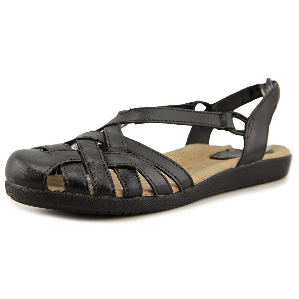 628789241e86 Earth Origins Nellie Women s Sandal 8.5 C D US Black