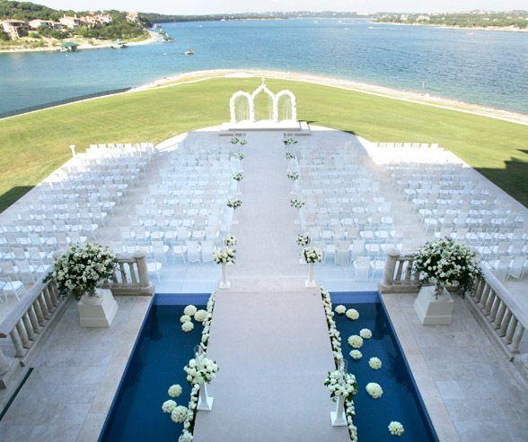 Outdoor Wedding Ceremony Whitby: Summer Wedding, Gold, Orange, White, Outdoor Wedding