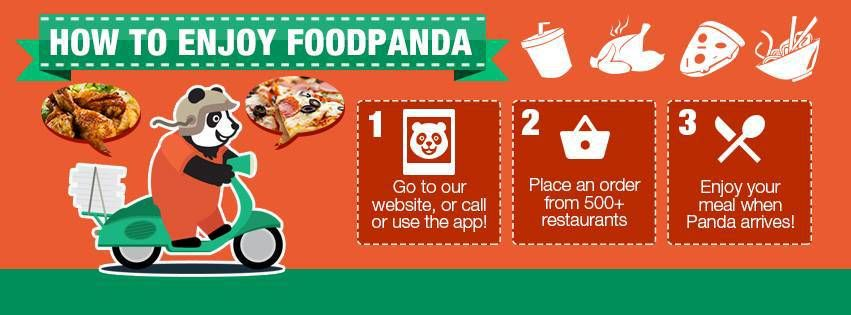 Chowking and Greenwhich Pizza Now on FoodPanda Online Delivery
