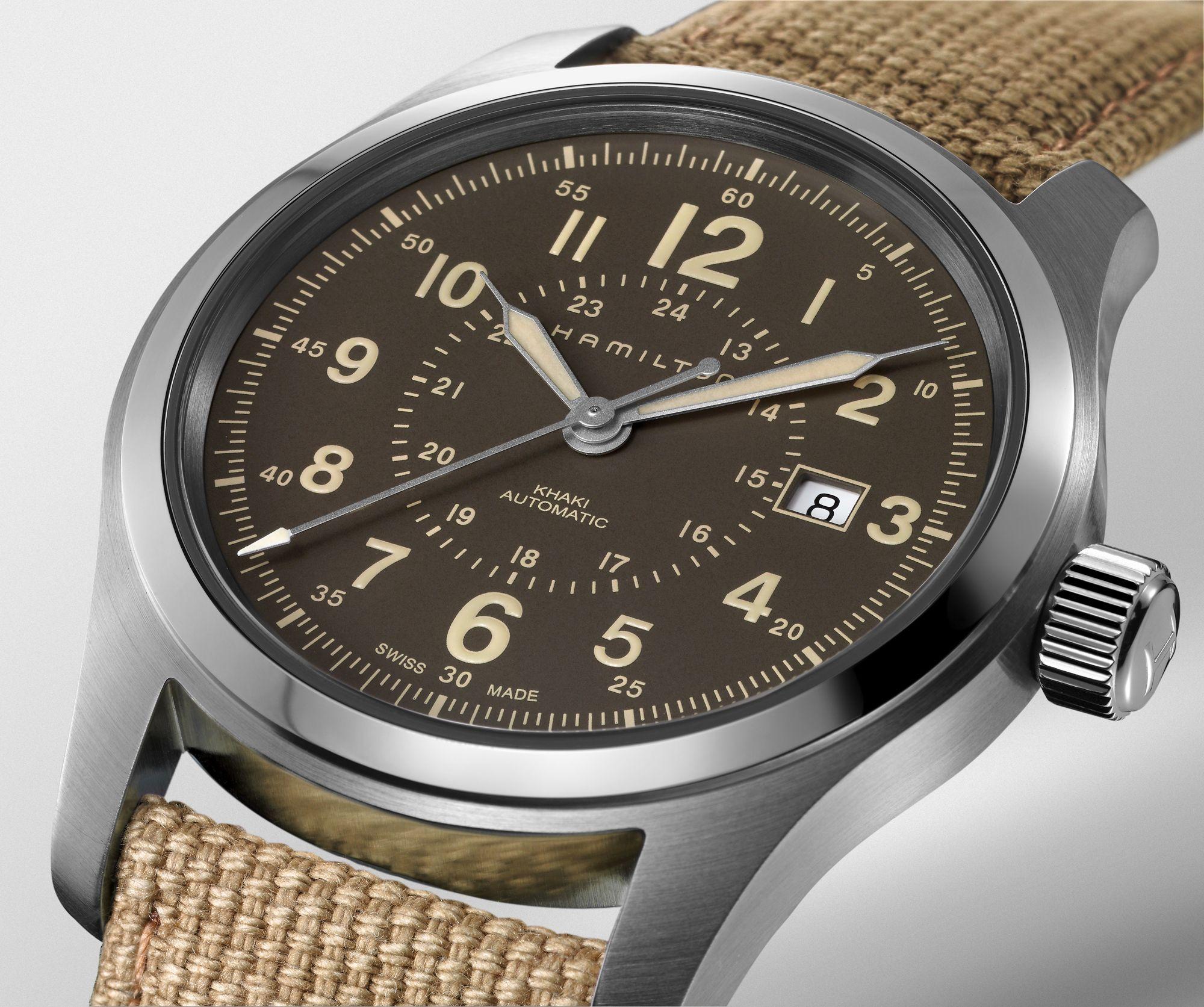 Khaki Field | H70605993 | Hamilton watch