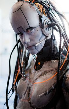 robot woman costume - Google Search & robot woman costume - Google Search | Halloween 2017 | Pinterest ...