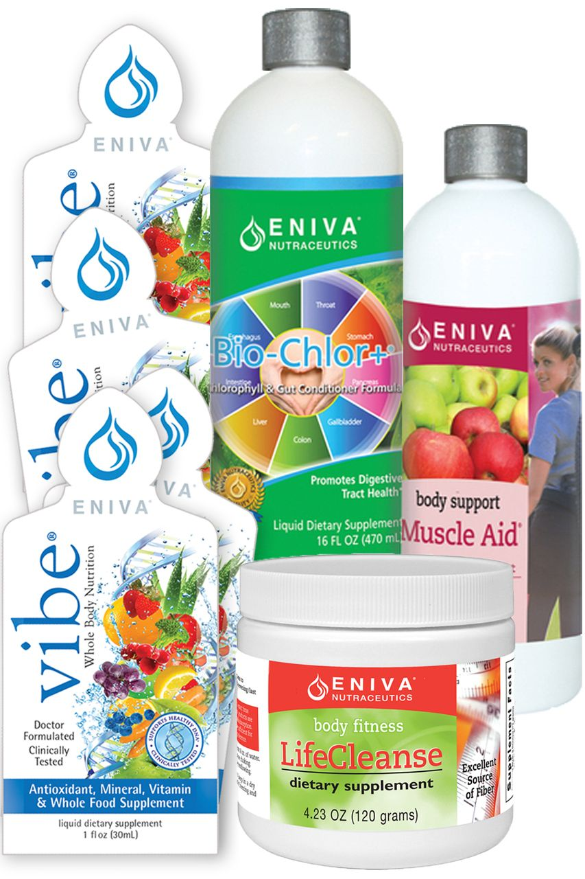 Eniva detox and whole body natural cleanse kit vibe fs