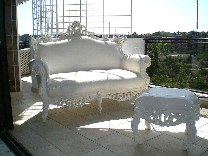 Set divani per esterno foppapedretti arredamento e casalinghi in