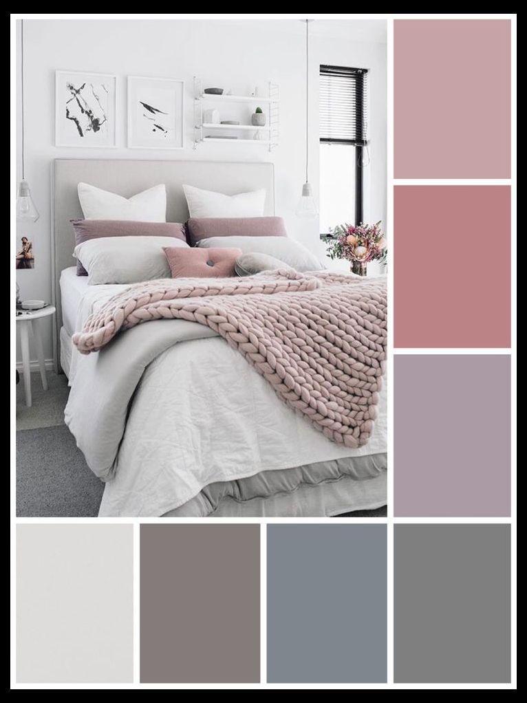 Bedroom Colour Scheme Ideas With