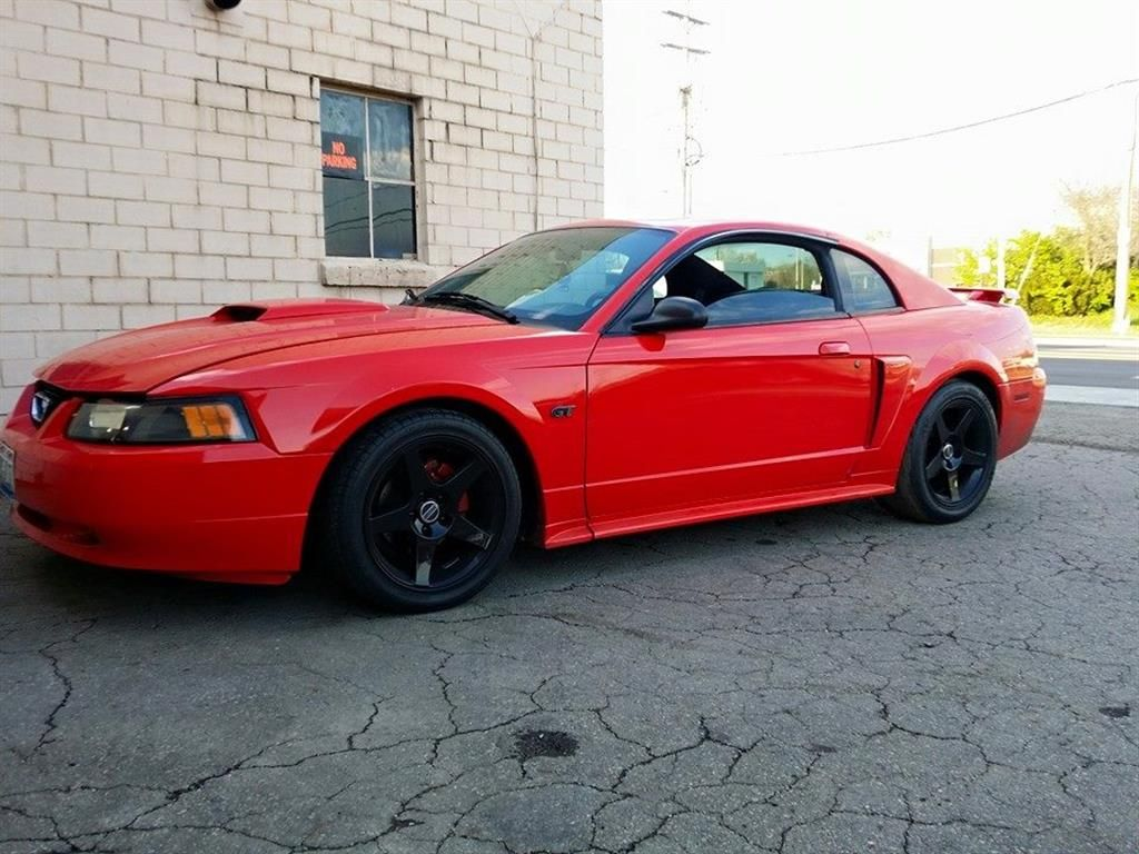 2001 Mustang Gt 2v Turbo Build Gearhead Auto Customz