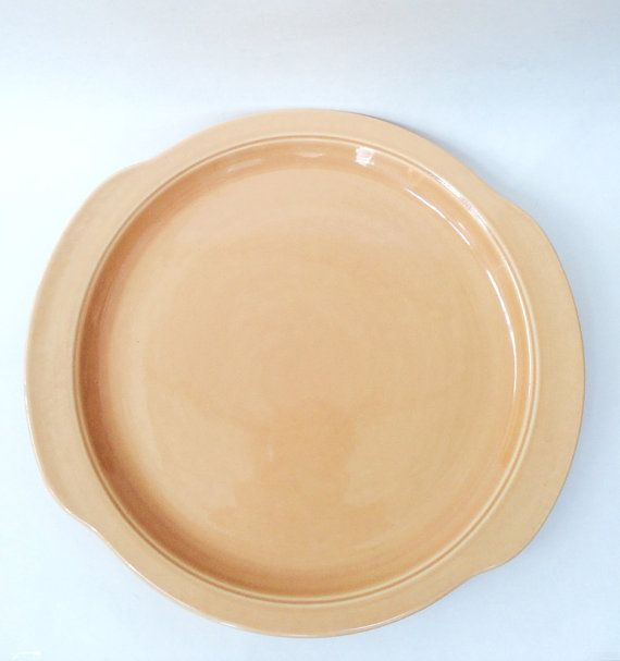 Camwood Ivory Universal Potteries Oven Proof Serving By Poppyretro 20 00 Platters Vintage S