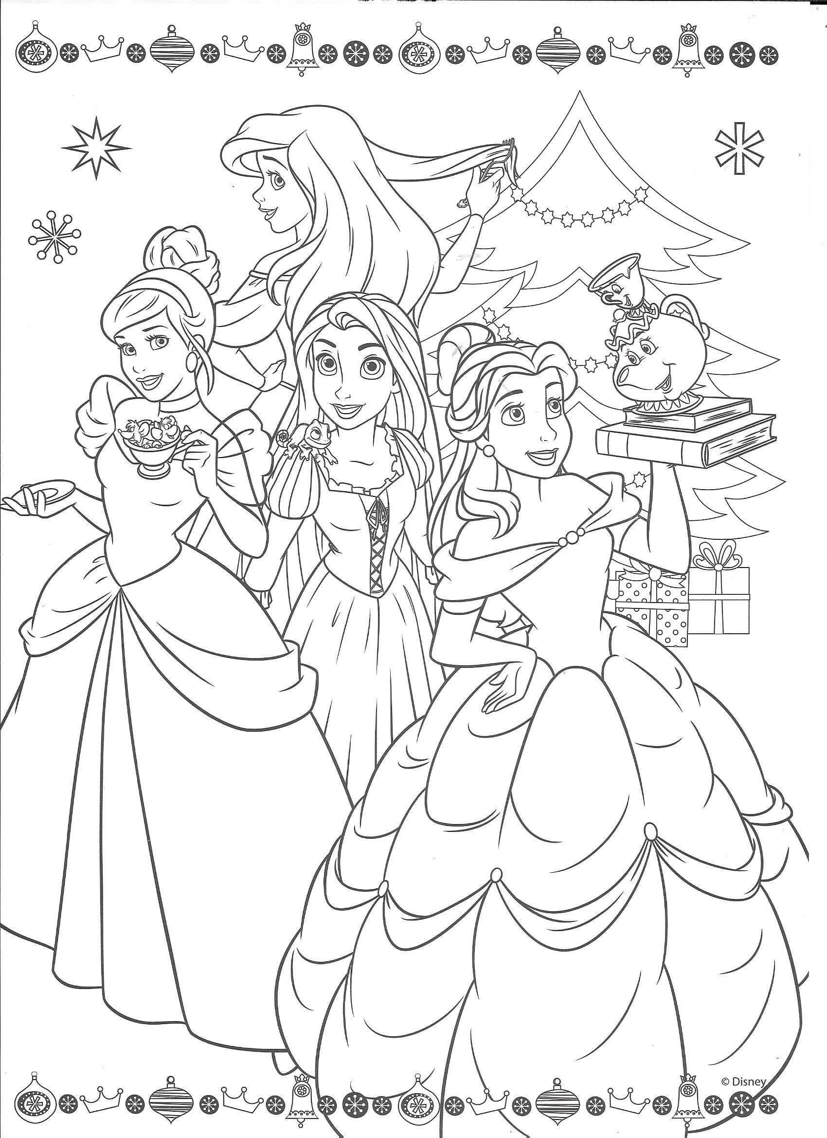 Pin by ** Milles Nuances de Manon ** on Coloring Pages  Disney