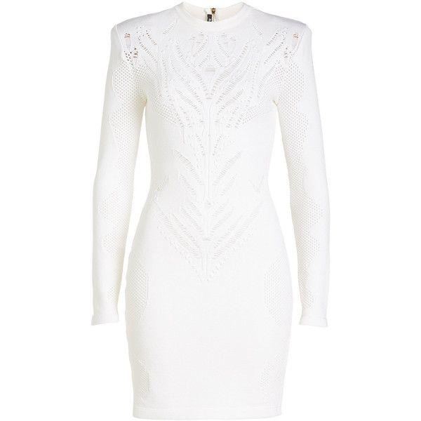a73a8ec7913388 Balmain Mini Dress (£1