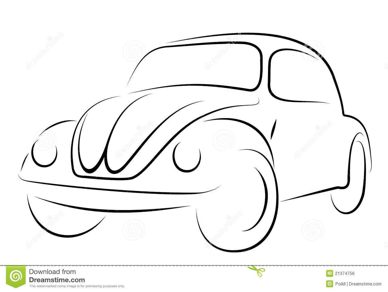Auto Kever Silhouette