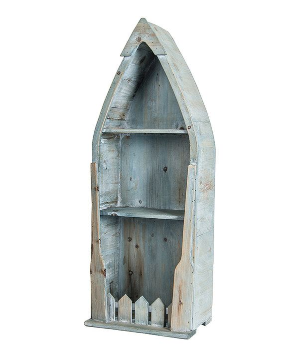 Another Great Find On Zulily Wood Boat Hull Shelf By