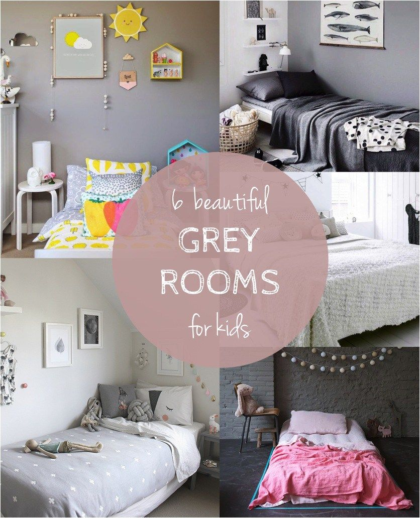 grey room decor ideas kids | room | Pinterest | Grey kids rooms ...