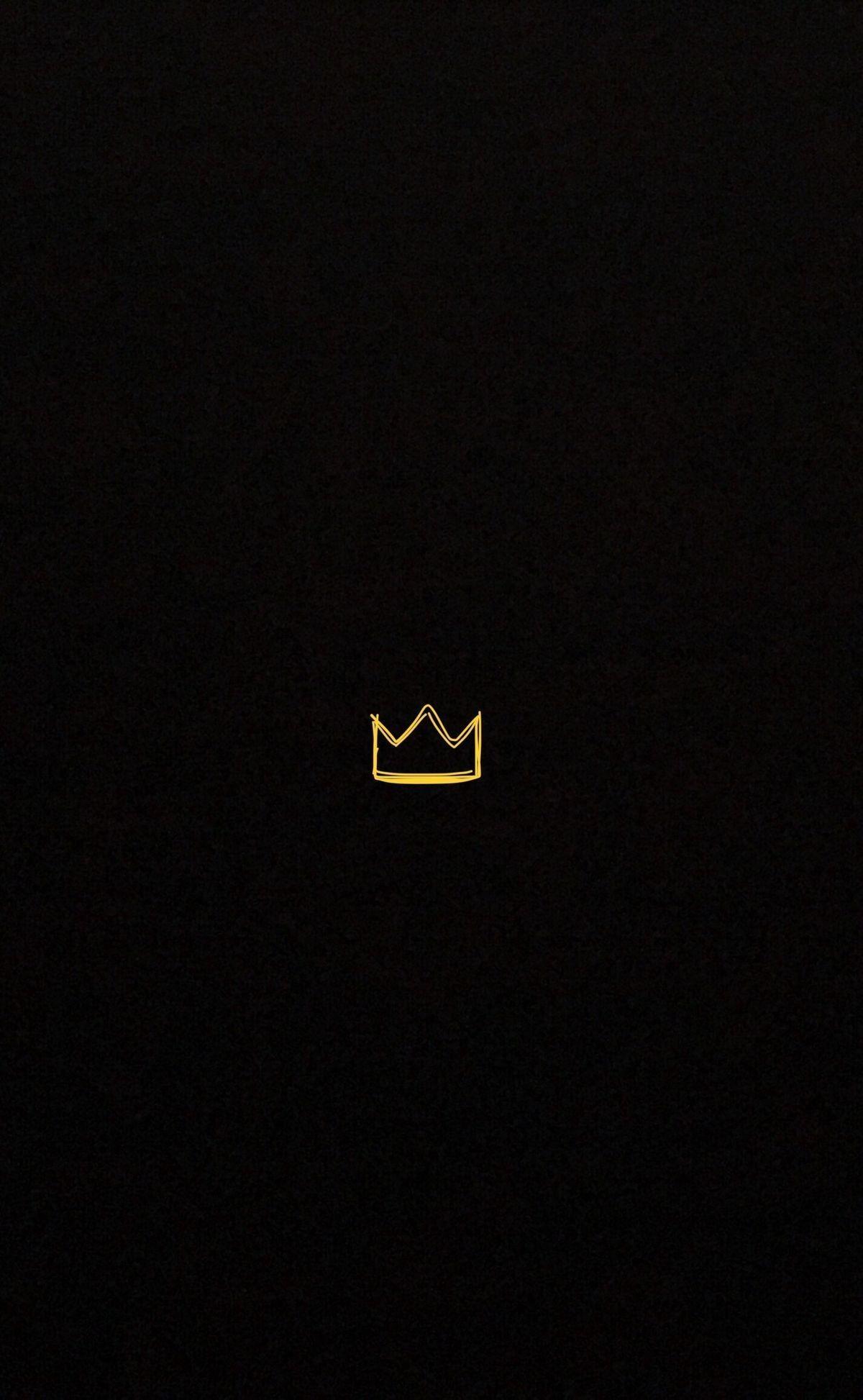 Iphone 7 Tumblr Simple Wallpapers Black Wallpaper Black Aesthetic Wallpaper