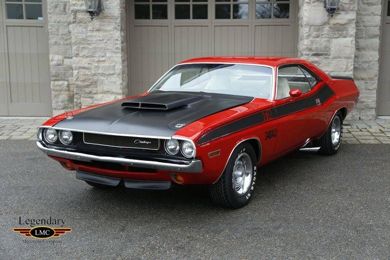 1970 Dodge Challenger For Sale With Images Dodge Muscle Cars