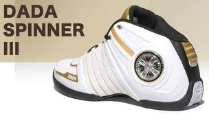 Chris Webber s DaDa Supremes with spinners  465b74f05a36
