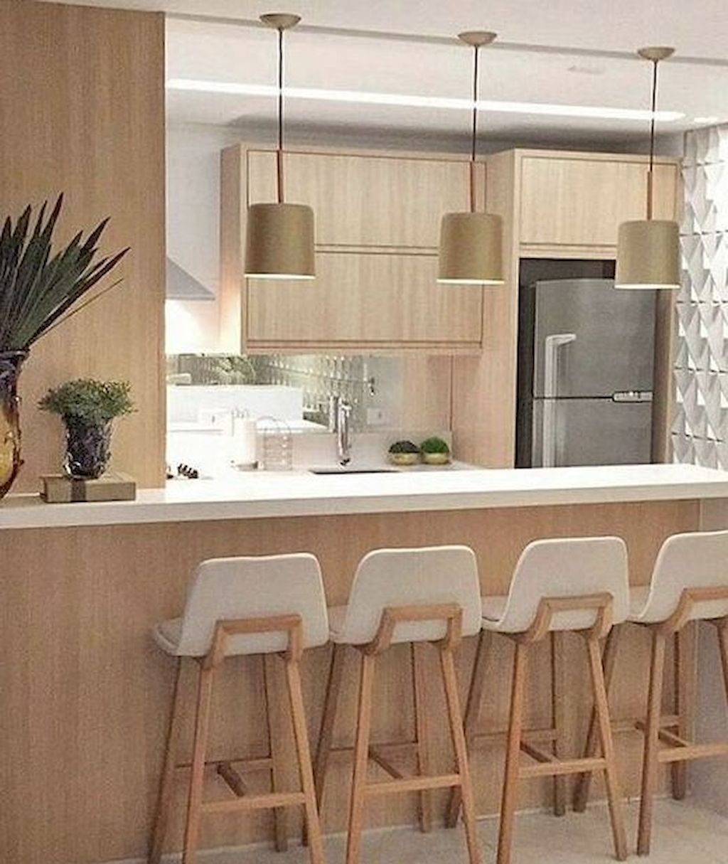 90 Inspiring Small Kitchen Remodel Ideas  Kitchens And Kitchen Small Amazing Small Kitchen Remodels Inspiration Design