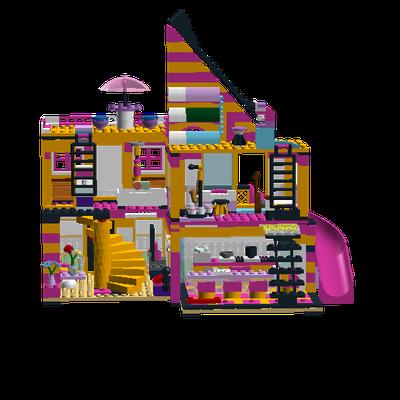 Andrea's House (,,Friends'')   Lego friends sets, Lego ...