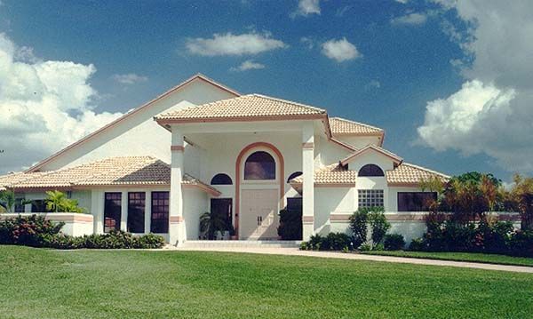 house style guide to the american home | spanish, roof tiles and