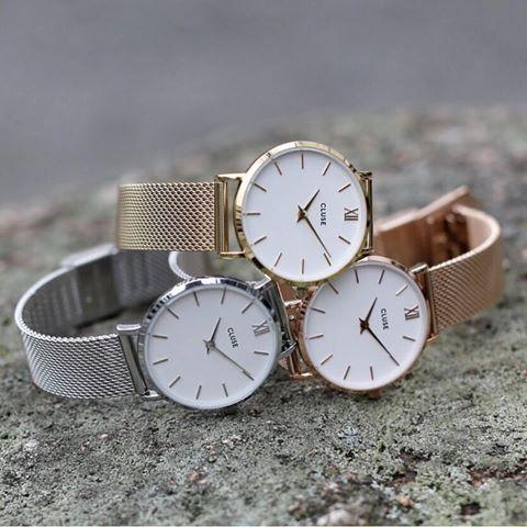 montres femmes cluse minuit montre pinterest montres. Black Bedroom Furniture Sets. Home Design Ideas