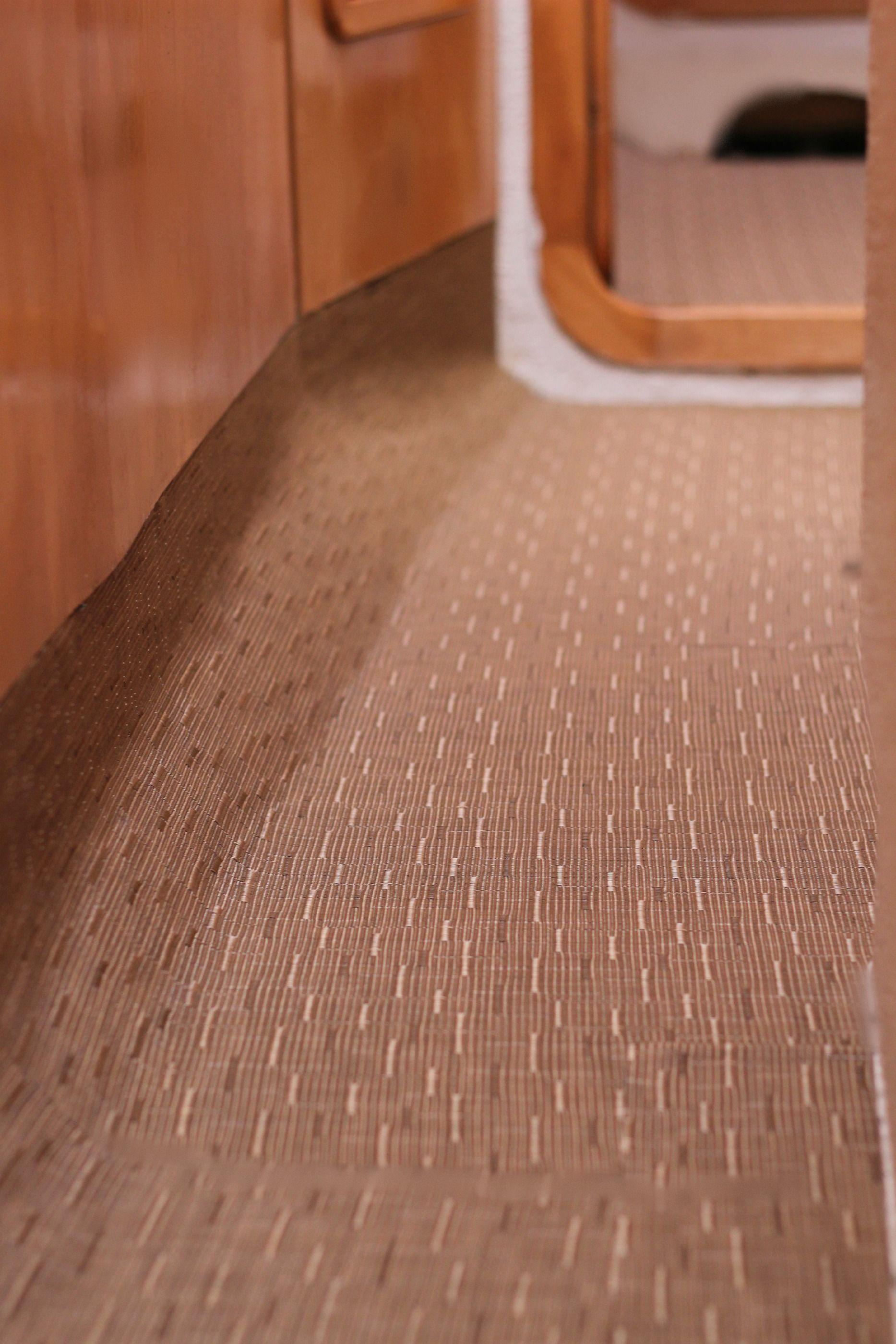 Plynyl flooring its a glue down woven vinyl